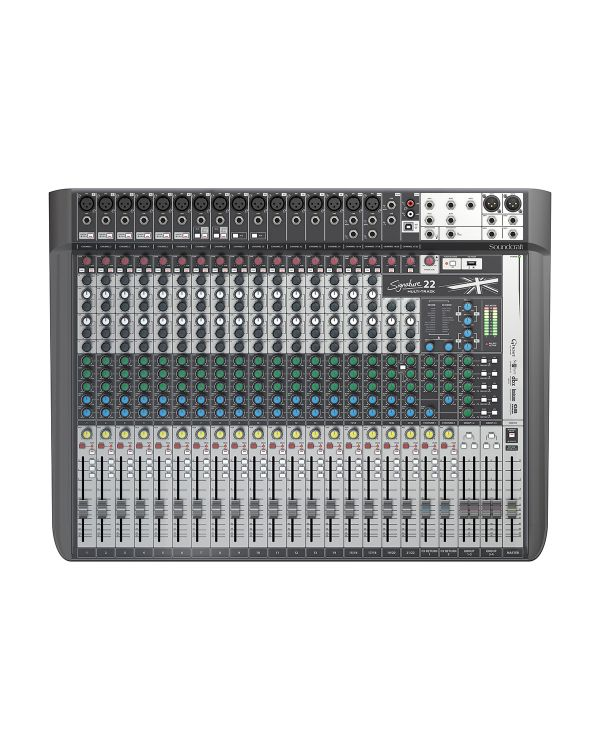 Soundcraft Signature 22MTK USB Interface Mixer