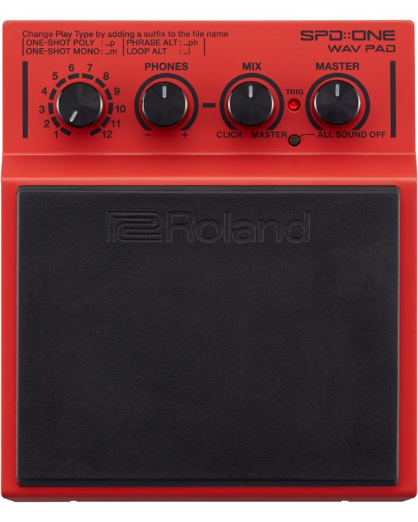 Roland SPD::One WAV Pad Compact Percussion Pad