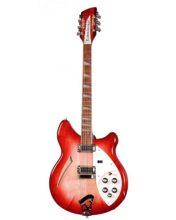 Rickenbacker 360 12 String Electric Guitar in Fireglo