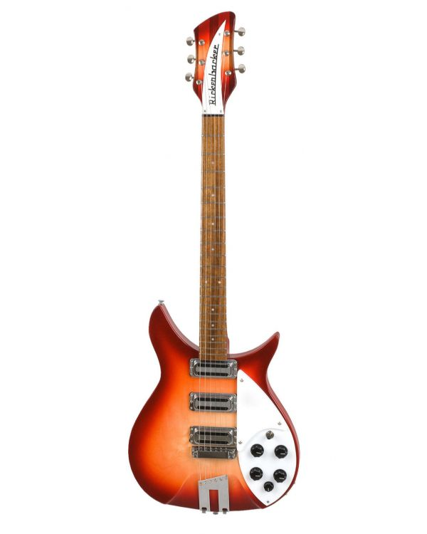 Rickenbacker 350V63 Liverpool Model Electric Guitar in Fireglo