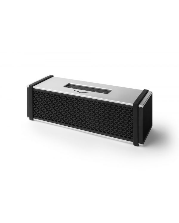 V-MODA REMIX Wireless Bluetooth Speaker - Silver