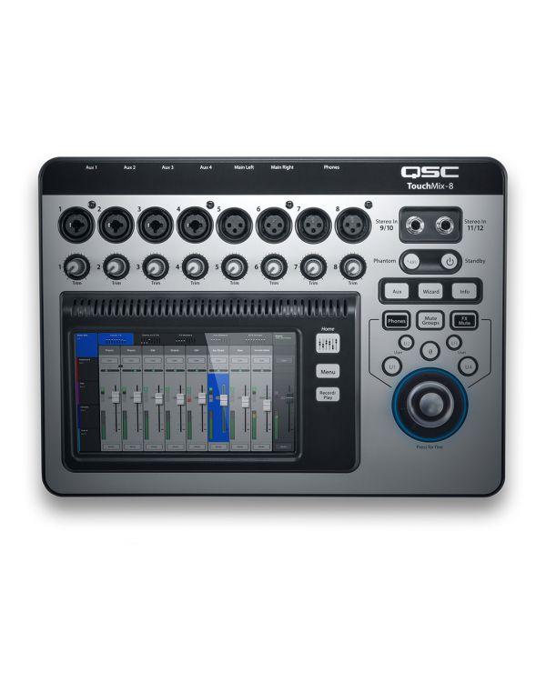 QSC TouchMix 8 Digital Mixer