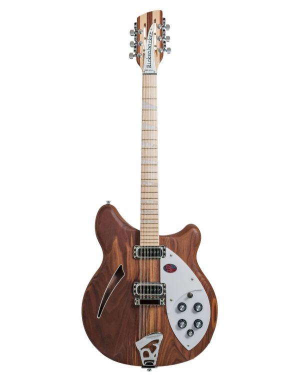 Rickenbacker 360 12-String Guitar in Natural Walnut