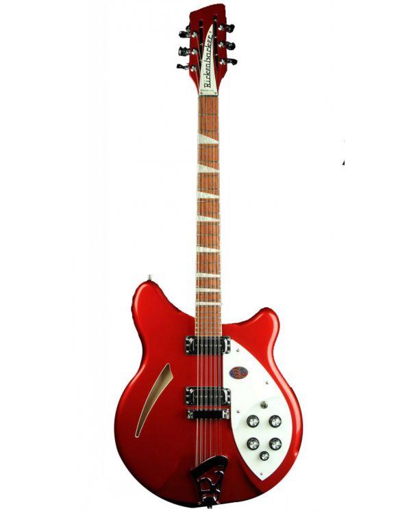 Rickenbacker 360 12 String Semi Acoustic Guitar in Ruby Red