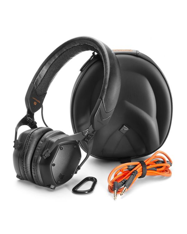 V-MODA XS-30 Headphones - Matte Black