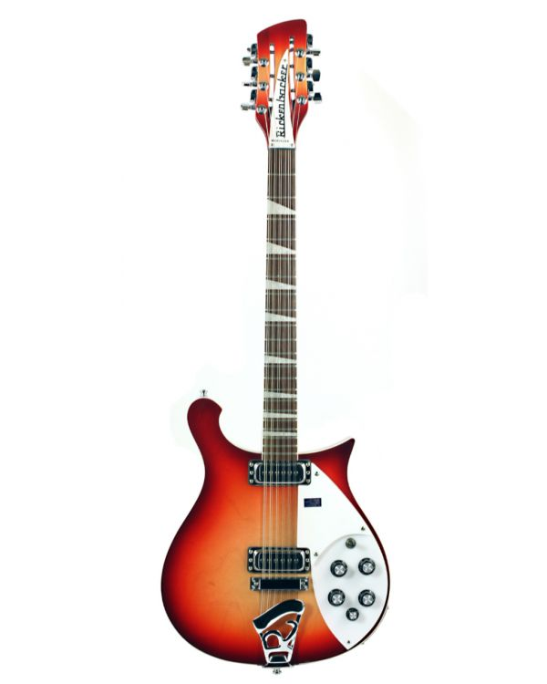Rickenbacker 620 12-String Electric Guitar in Fireglo Finish