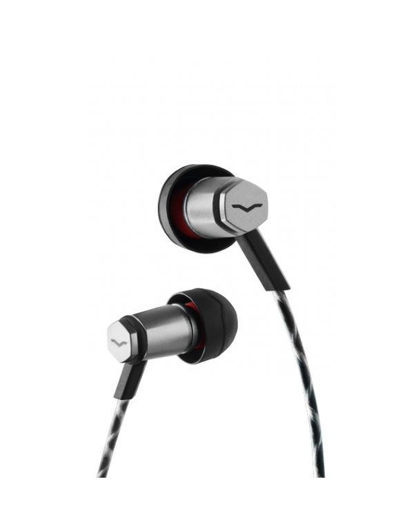 V-MODA Forza Metallo In-Ear Headphones - Gun Black