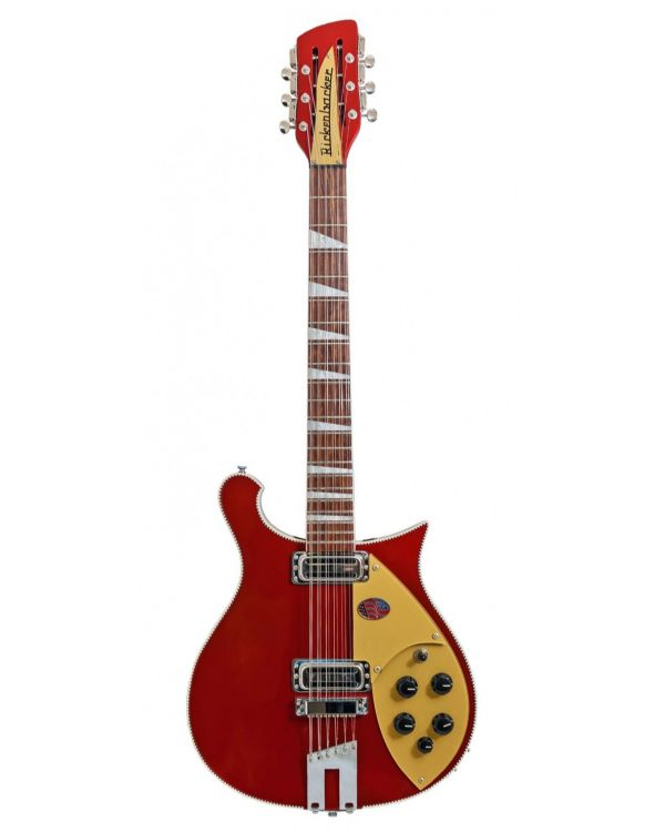 Rickenbacker 660 12 String Ruby Red