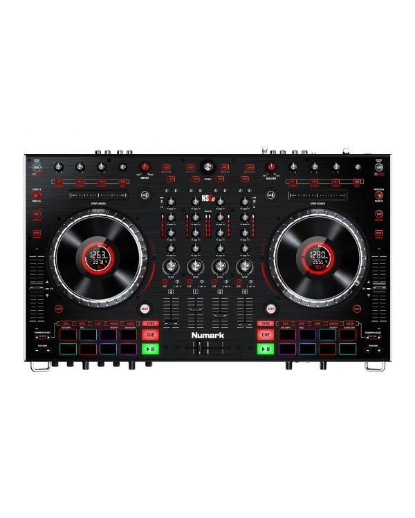 Numark NS6II DJ Controller Turntable