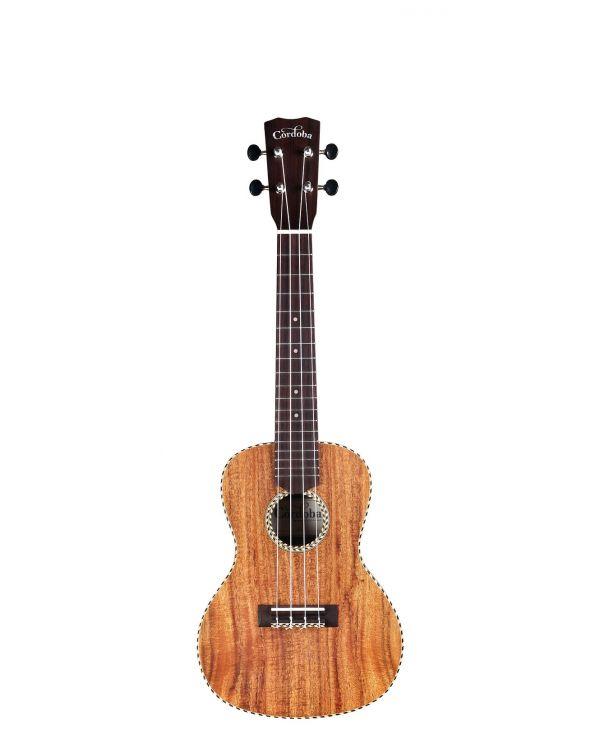 Cordoba 25c Solid Acacia Concert Ukulele