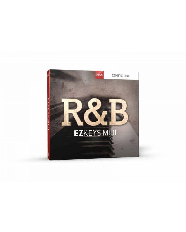 Toontrack Ezkeys R&B Midi Pack (Serial Download)
