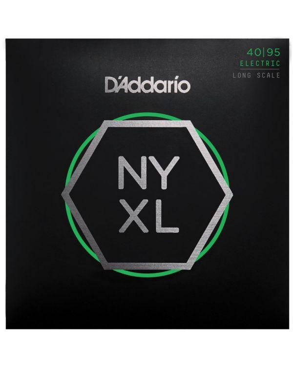 Daddario NYXL4095 Bass Strings, Super Light, 40-95, Long Scale