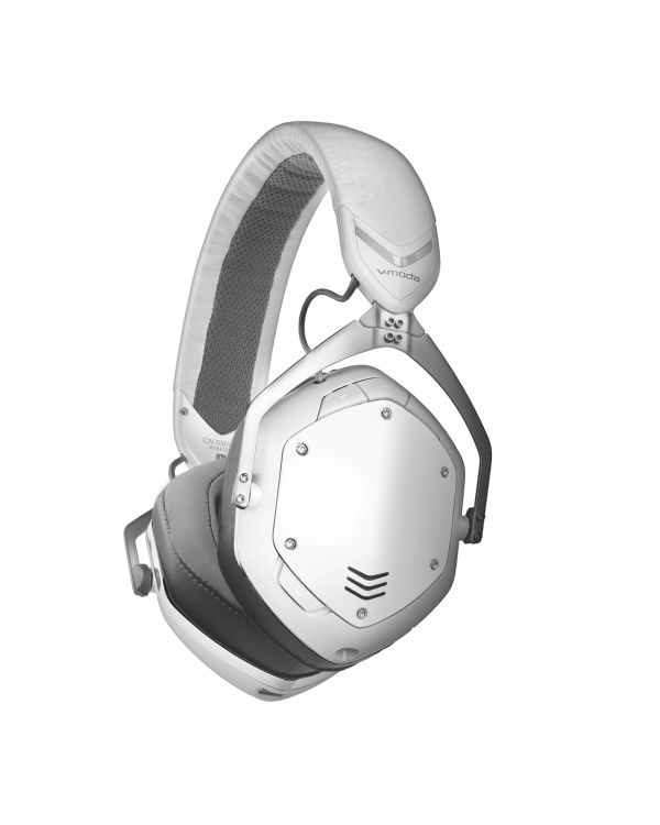 V-MODA Crossfade 2 Wireless Headphones - Matt White