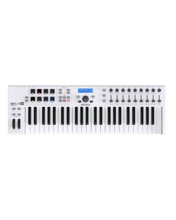 Arturia Keylab Essential 49 MIDI Keyboard