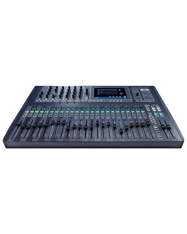 Soundcraft Si Impact 40 Input Digital Mixer
