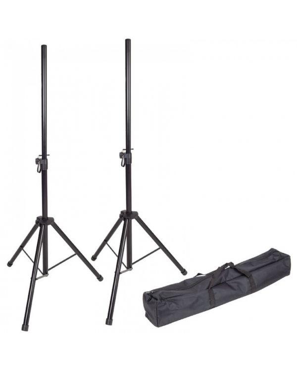 Kinsman Kss08 Speaker Stand Set With Bag