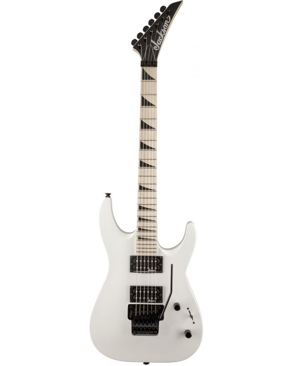 Jackson JS Series Dinky Arch Top JS32 DKA-M in Snow White