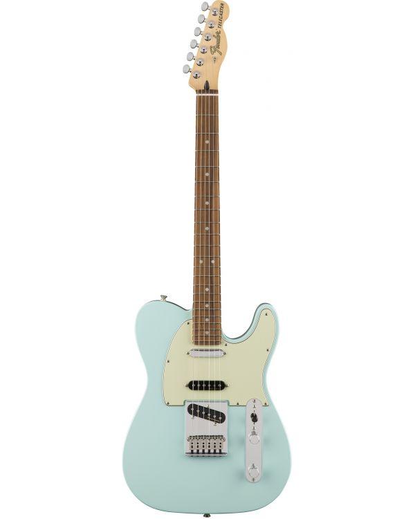 Fender Deluxe Nashville Telecaster PF, Daphne Blue