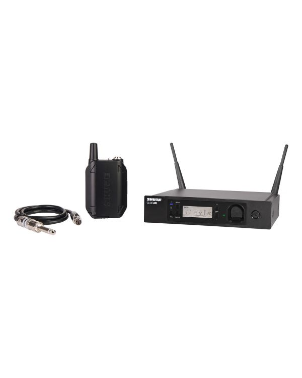 Shure GLX-D Advanced GLXD14R Guitar Wireless System
