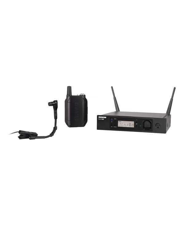 Shure GLX-D Advanced GLXD14 Wireless Instrument System with Beta 98H/C
