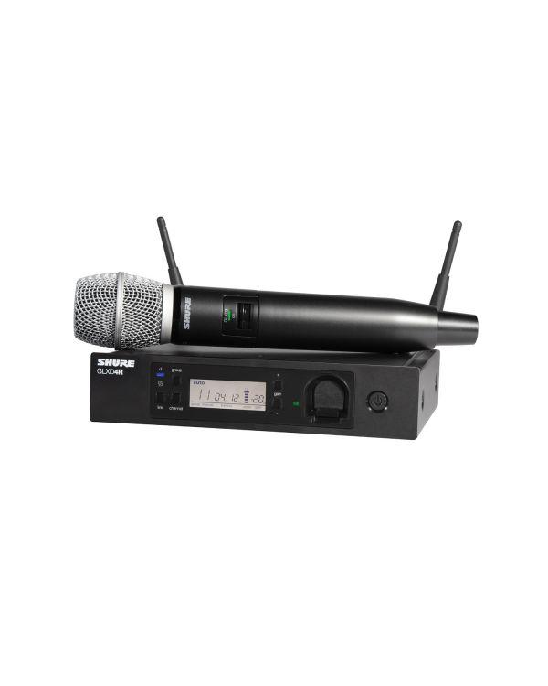 Shure GLX-D Advanced GLXD24R/SM86 Wireless Microphone System