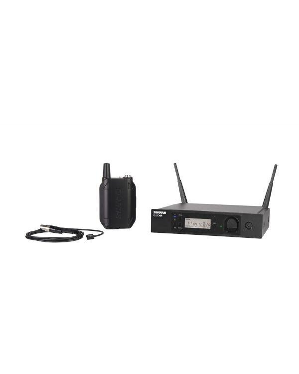Shure GLX-D Advanced GLXD14R Wireless Lavalier System with WL93