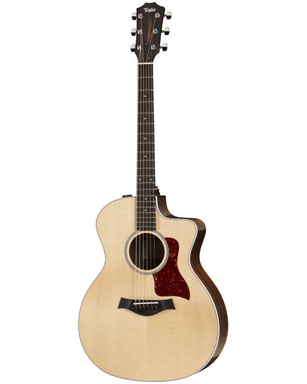 Taylor 214ce-CF DLX Grand Auditorium Electro-Acoustic Guitar