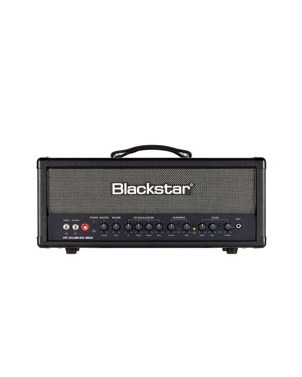 Blackstar HT Club 50 MkII Valve Guitar Amplifier Head
