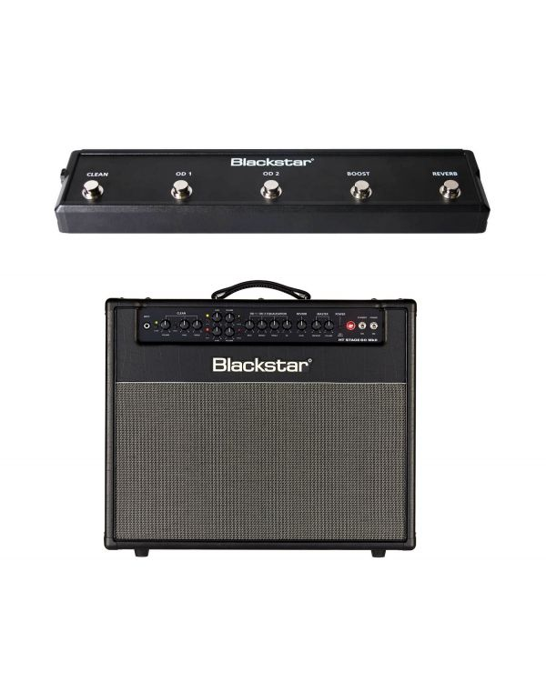 Blackstar HT Stage 60 112 MkII Combo Amp & FS-14 Footswitch Bundle
