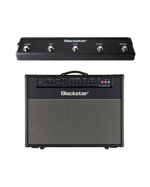 Blackstar HT Stage 60 212 MkII Combo Amp & FS-14 Footswitch Bundle
