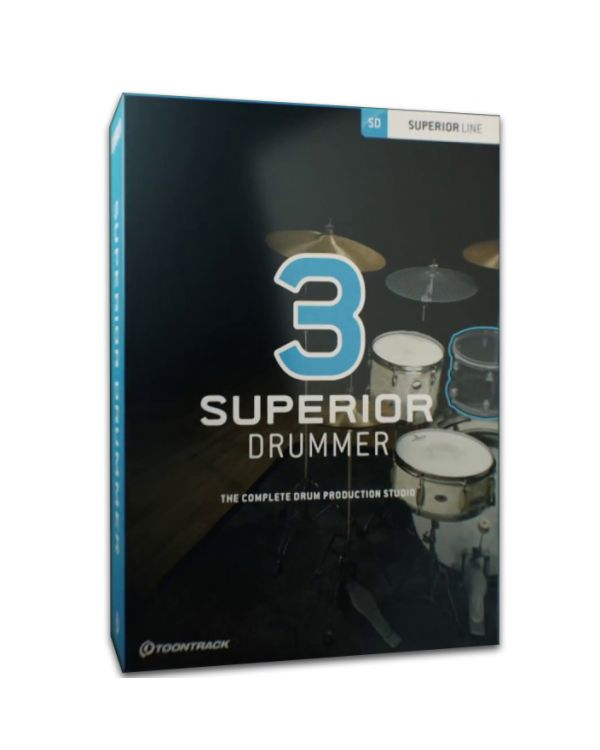 Toontrack Superior Drummer 3 Xgrade from EZD2 Download