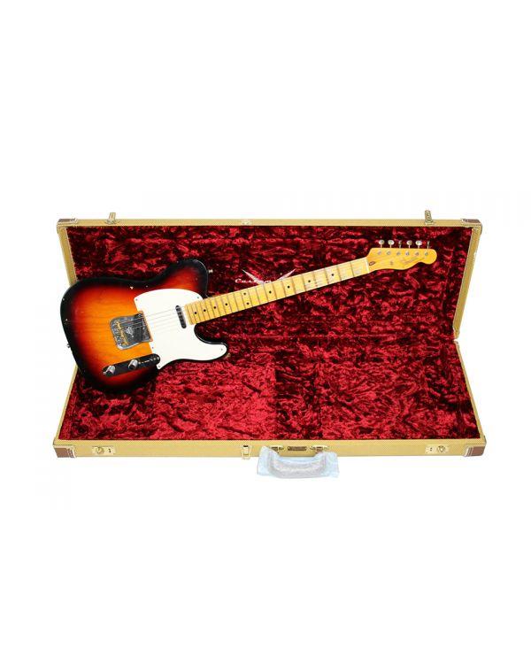 Fender Custom Shop Postmodern Telecaster Aged Sunburst