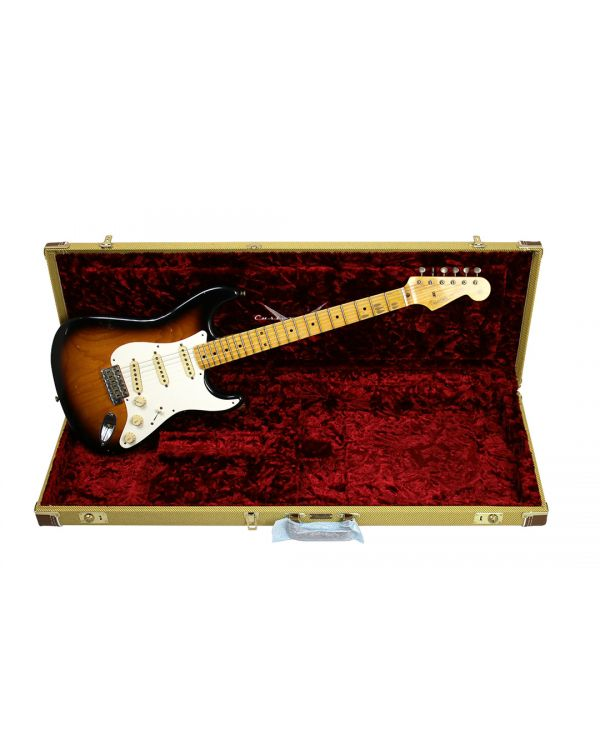 Fender Custom Shop 56 Stratocaster Journeyman Relic Sunburst