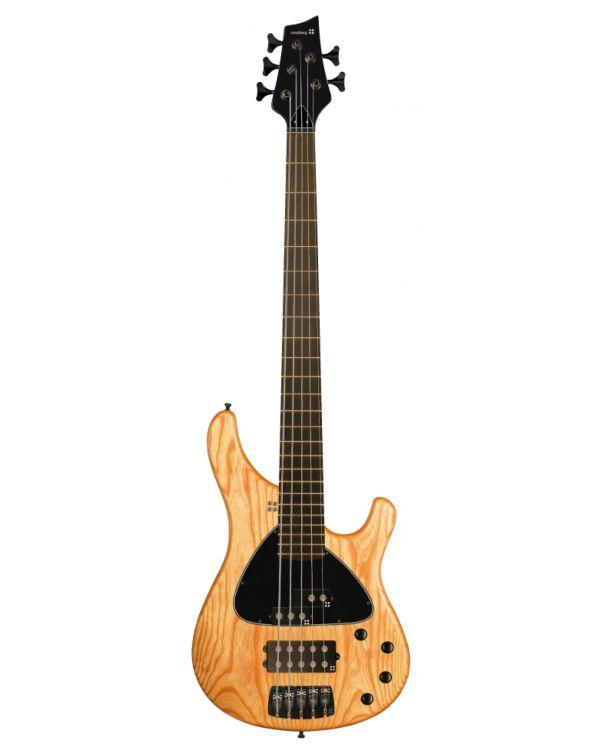 Sandberg Basic VM5 5 String Bass Natural Swamp Ash