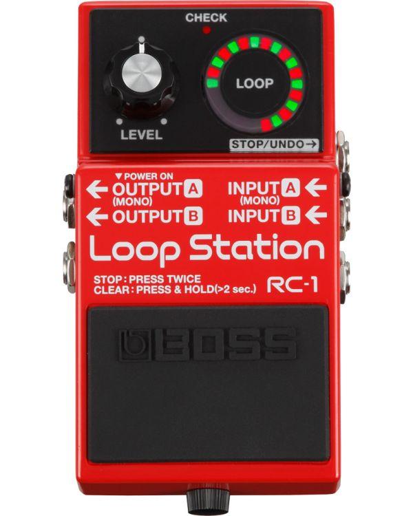 Boss RC-1 Loop Station Loop Pedal