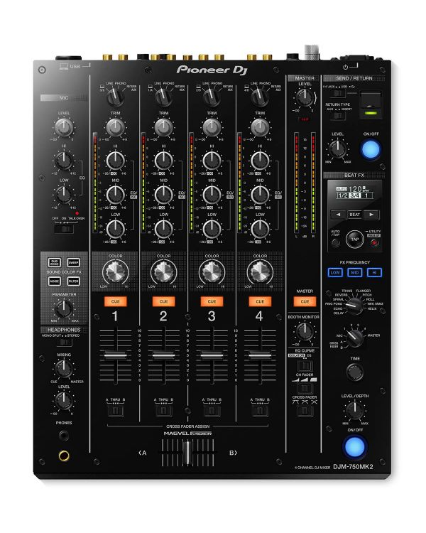Pioneer DJM-750 MK2 DJ Mixer
