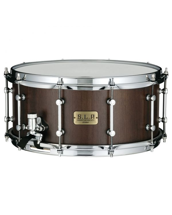 Tama LGW1465-MBW SoundLab 14x6.5 Snare Drum, G-Walnut