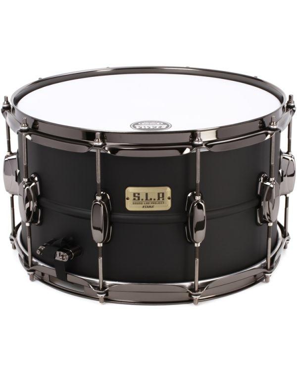 Tama LST148 14 x 8 Sound Lab Snare Drum, Big Black Steel