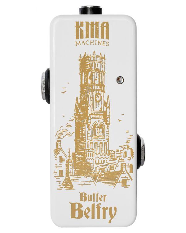KMA Audio Machines Belfry Signal Buffer Pedal