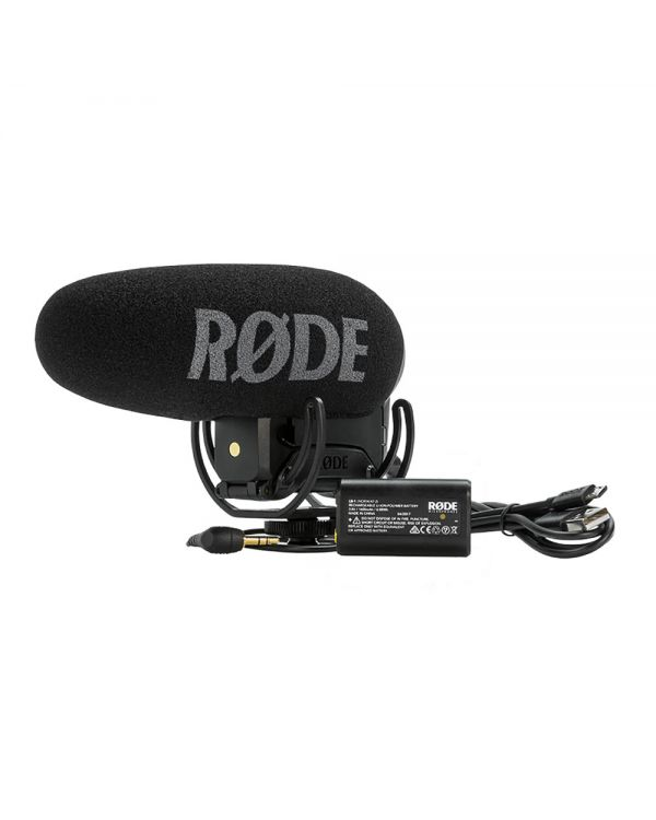 Rode VideoMic Pro+ On Camera Microphone