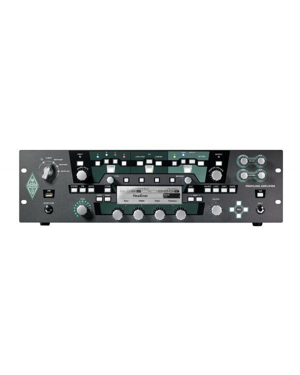 Kemper Profiler Rack-Mounted Digital Guitar Amplifier