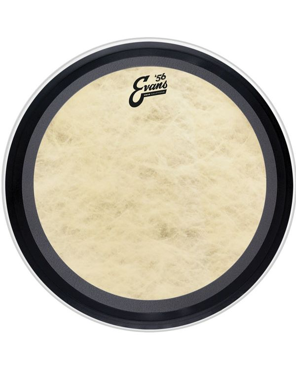 Evans EMAD '56 Calftone Bass Drum Head 20 Inch