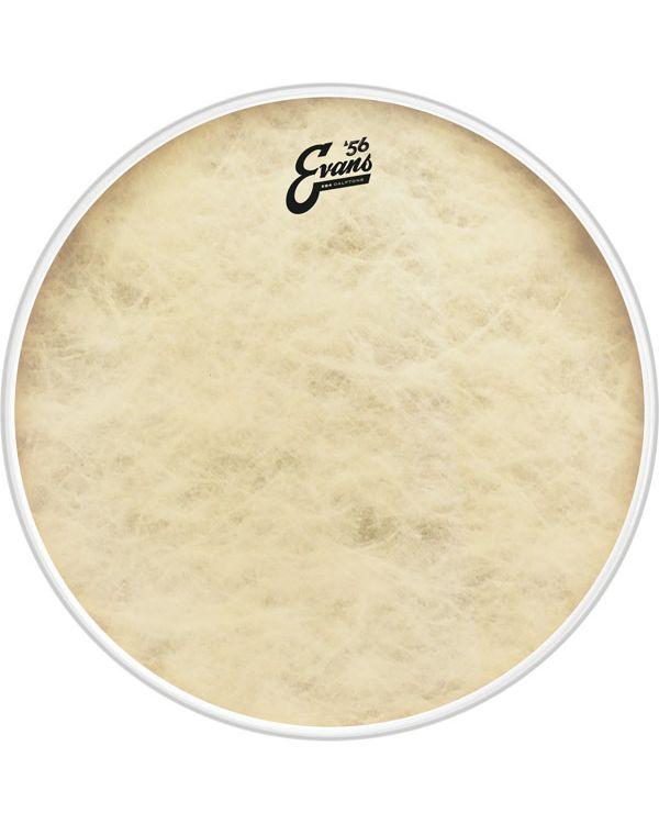Evans EQ4 '56 Calftone Bass Drum Head 24 Inch