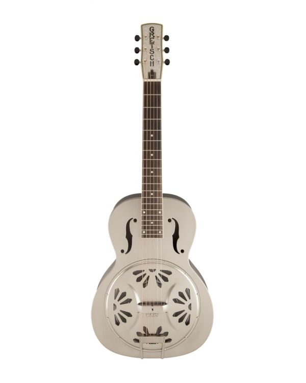 Gretsch G9231 Bobtail Steel Square-Neck Electro-Acoustic Resonator Guitar Padauk