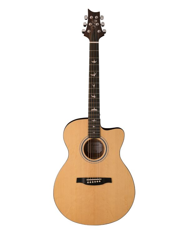 PRS SE Angelus AX20ENA Electro-Acoustic Guitar Natural