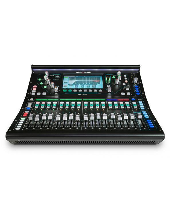 Allen & Heath SQ-5 96kHz Digital Mixing Desk