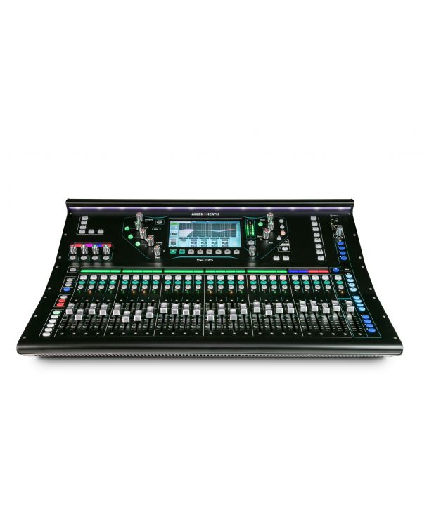 Allen & Heath SQ-6 96kHz Digital Mixing Desk