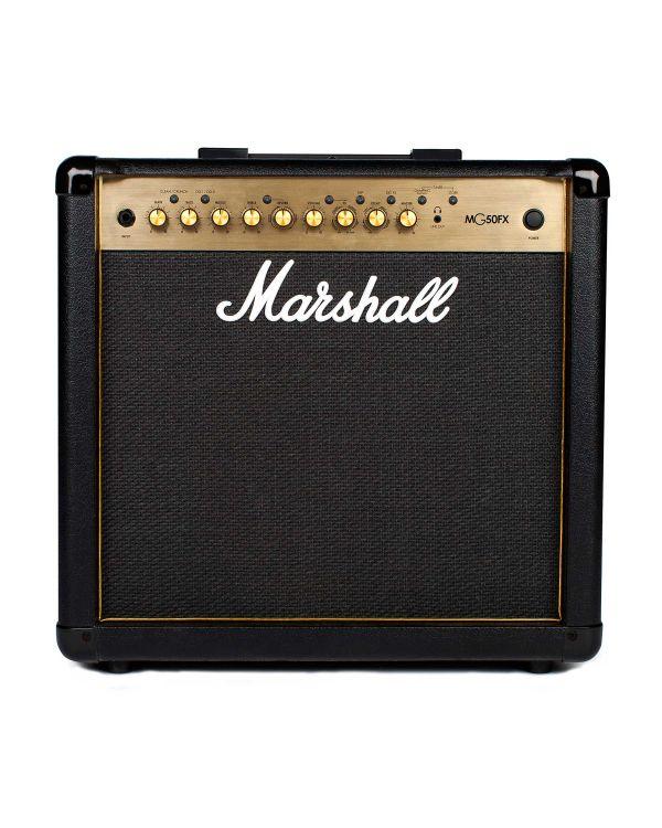 Marshall MG50GFX Guitar Combo Amplifier