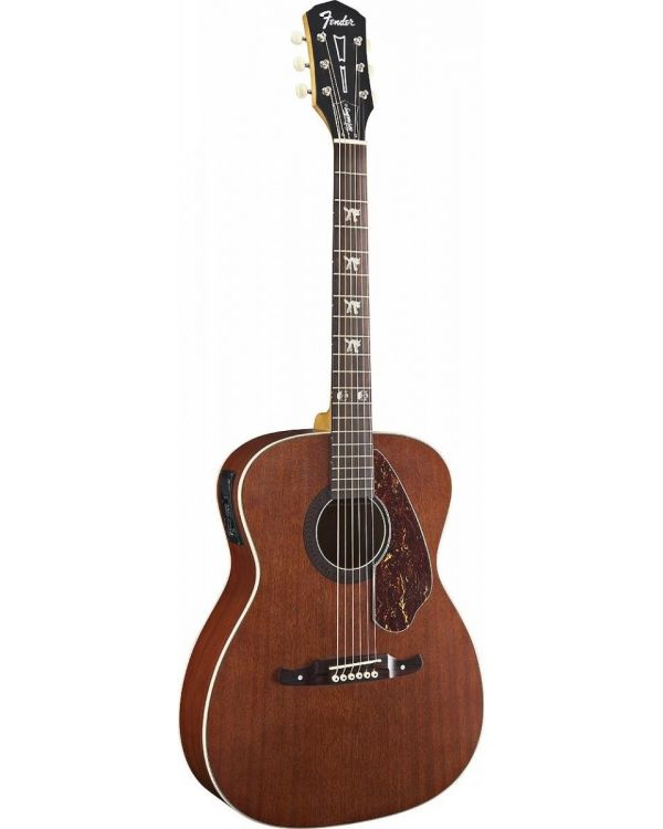 Fender Tim Armstrong Hellcat Electro-Acoustic Guitar Natural
