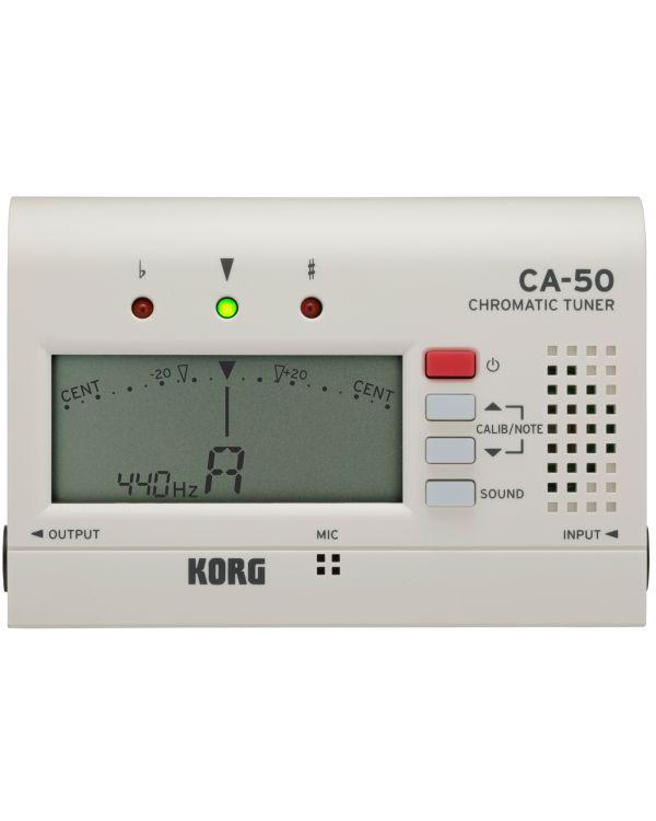 Korg CA-50 Chromatic Instrument Tuner